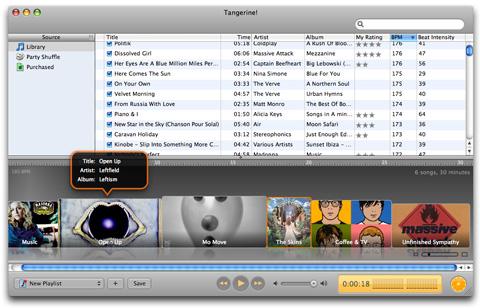 Tangerine! Screenshot