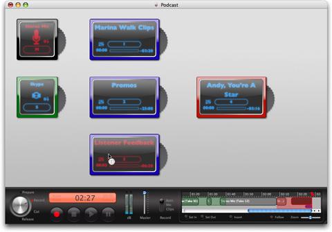 Übercaster Screenshot