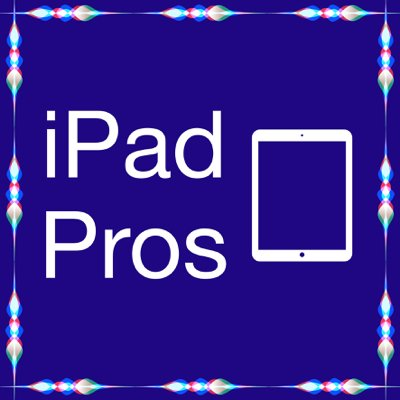 iPad Pros Podcast artwork